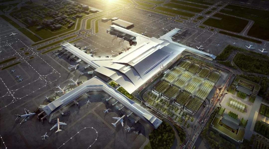 西安咸阳机场三期扩建工程
